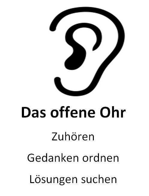 offenes ohr